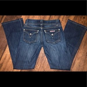 Hudson jeans Beth baby bootcut